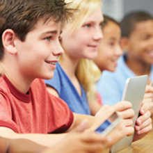 Wireless devices in the classroom